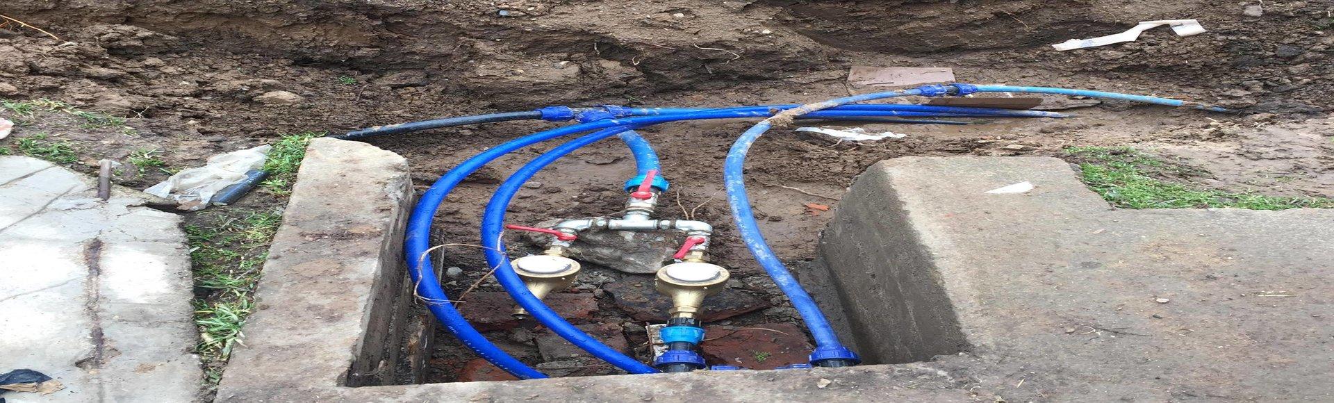 Нови водомери во домаќинствата