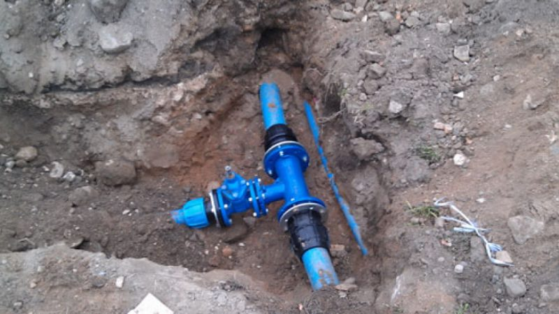 ИЗВЕСТУВАЊЕ: Прекин на снабдувањето со вода поради дефект на главната водоводна мрежа