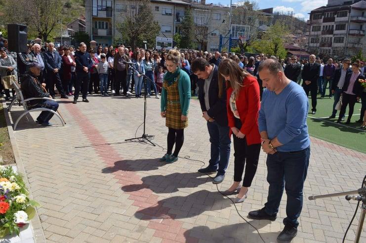 """ЈП Камена Река се вклучи во одбележувањето на патрониот празник на гимназијата """"Миле Јаневски Џингар"""""""