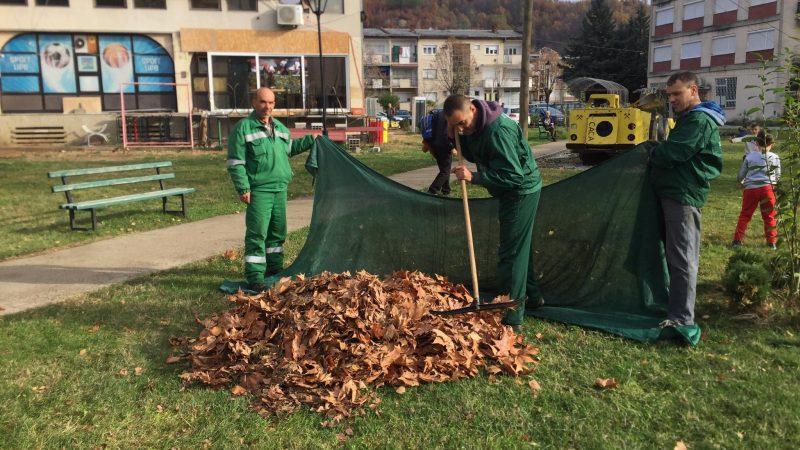 Производство на органско ѓубриво во доволни количини за потребите на ЈП Камена Река