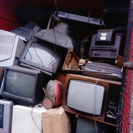 Шеста акција за собирање и транспортирање на електронски отпад Македонска Каменица