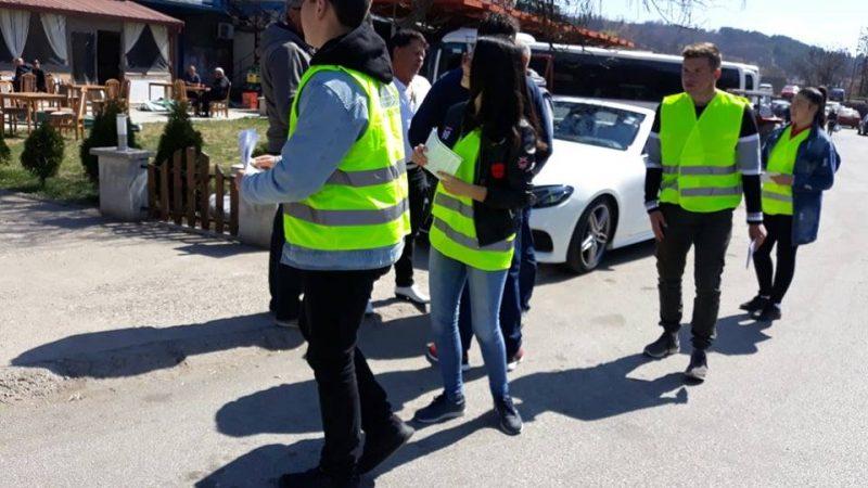 Промотивни активности на млади еко-активисти