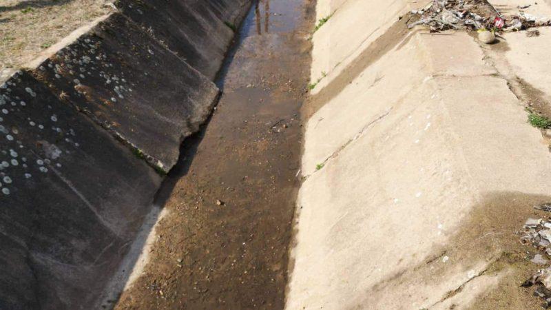 Пролетно чистење на одводните канали во Македонска Каменица