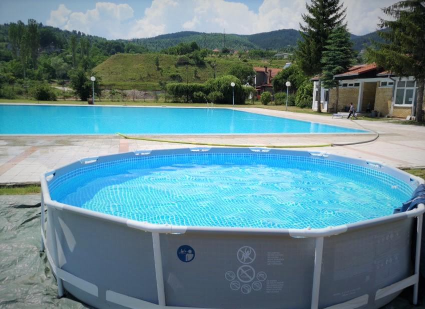 Утре започнува летната сезона на градскиот базен во Македонска Каменица