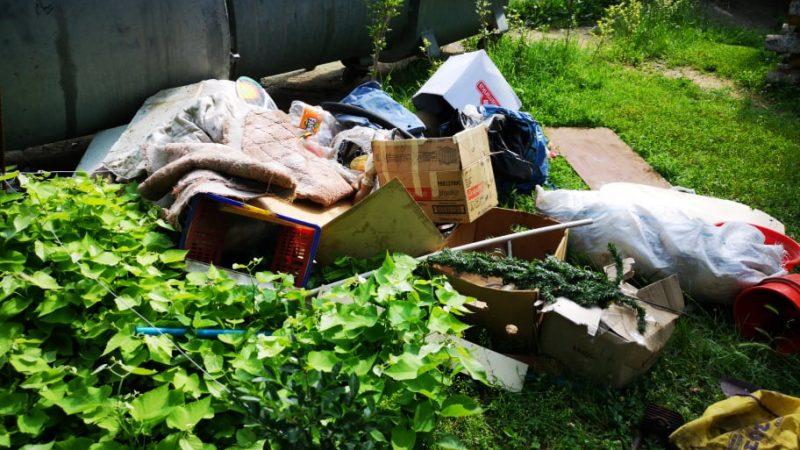 ЈП Камена Река ги потсетува граѓаните на обврската да го најавуваат секое изнесување на крупен отпад и градежен шут од своите домови и деловни објекти